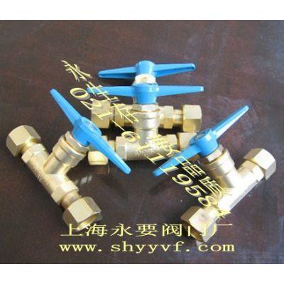 QJT200-8/10气体直通式截止阀