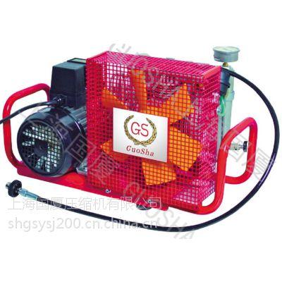 压力容器气密性试验用国厦GSX100空气压缩机