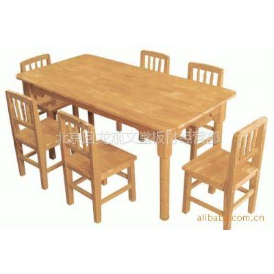 供应加工订做桌椅凳 进口木材批发