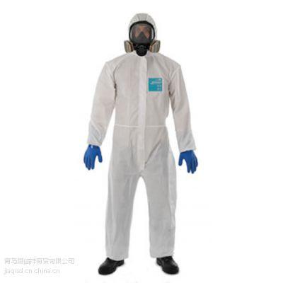 佳琪玻璃纤维防护服,金属精密铸造玻璃布隔离服、防毒衣