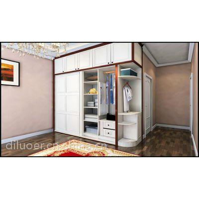 蒂罗迩专业定制整体衣柜、现代厨柜、书柜、衣柜移门、衣帽间