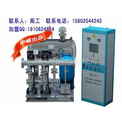 供应宜春自动给水设备,中崛宜春自动给水设备厂家