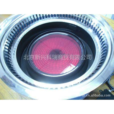 供应光波红外线无烟电烤炉AYK-15A11(新品)(图)