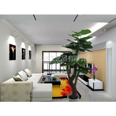 供应仿真植物 河南专业生产仿真假花假树 塑料制品绢布产品 规格可定制