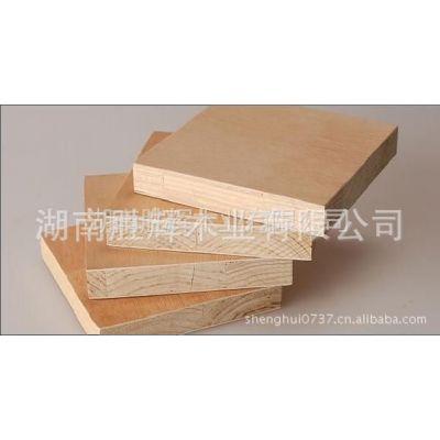 供应1.6cm老杉木细木工板 双面光 湖南安化原产板材SHMY-001