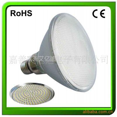 供应PAR38成品120颗LED成品灯具 多色