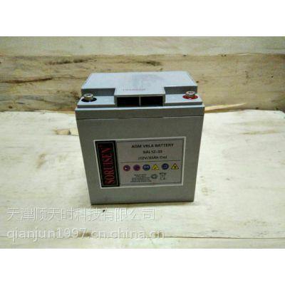 索瑞森蓄电池12V-150AH甘肃代理商