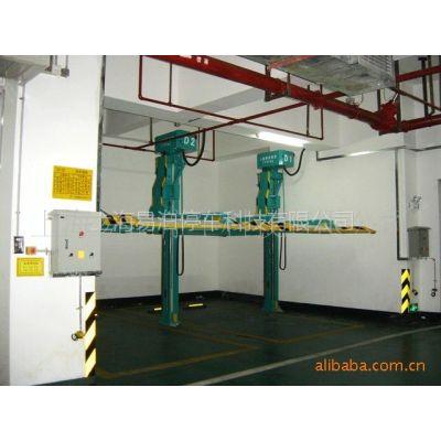 供应机械设备,立体车库停车设备,单边支承简易升降式停车场设备
