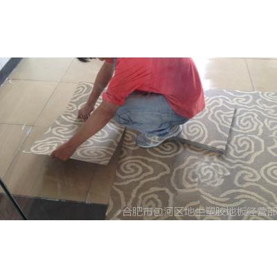 健身运动塑胶地板地生安徽总代理