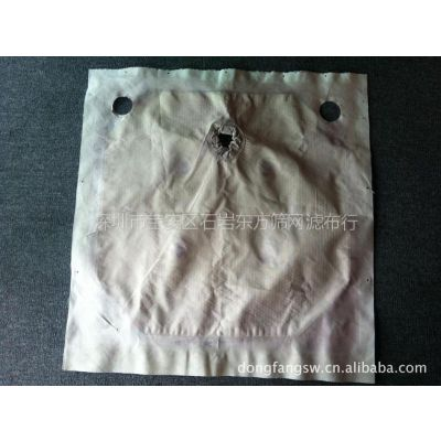 供应压滤机滤布 板框压滤机滤袋 单复丝滤布