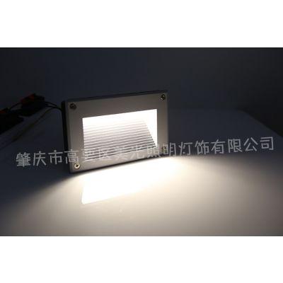 西顿感应地脚灯 西顿OEM代工工厂 铝材户外室内装饰 材质PC