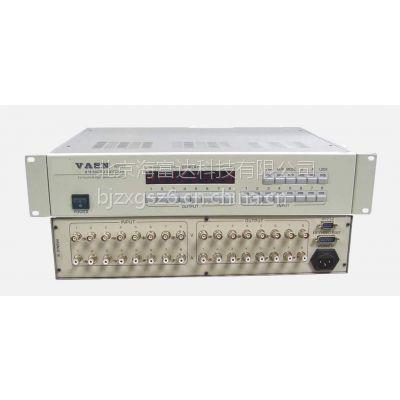 中西8进8出视音频矩阵切换器 型号:BLG02-VASN-8*8库号:M56977