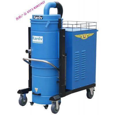 供应海宁市工厂用吸尘器 吸铁钉、铁屑吸尘器 凯德威工业吸尘器DL-5510