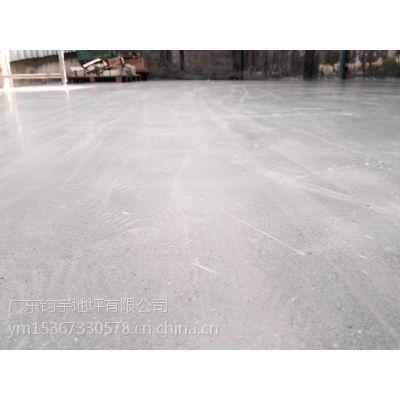 博罗县杨村镇旧水泥地翻新---杨村镇工厂水泥地镜面处理---地面焕发光彩