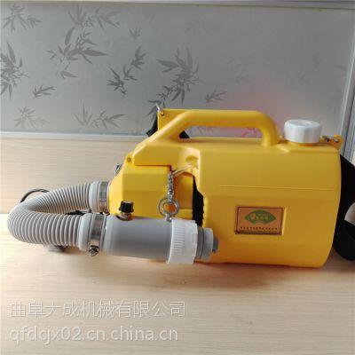 5升手提灭菌打药机 小型大成牌侧背式电动打药机