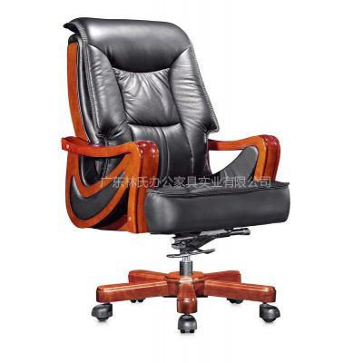 中山钜晟家具,做的办公家具,大班椅JS-2105