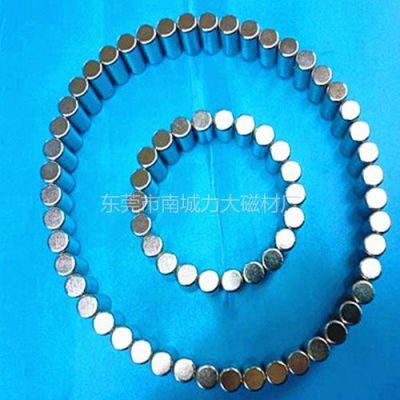 供应厂家直销磁铁 强磁性材料 永磁 库存方形和圆形强力钕铁硼磁铁