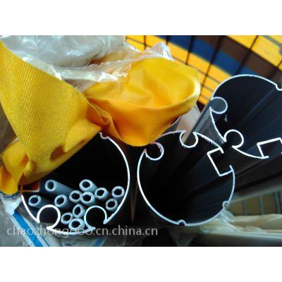 伸缩篷铝管,电机专用铝管QQ925508176遮阳篷曲臂配件厂家生产