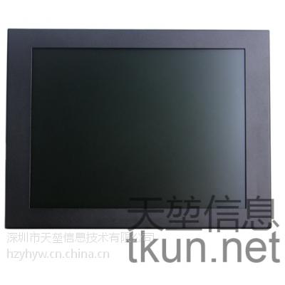 TKUN直销10.4寸工业液晶显示器防锈金属结构具有耐高温性能T104SVGA(V1)出口显示器加工