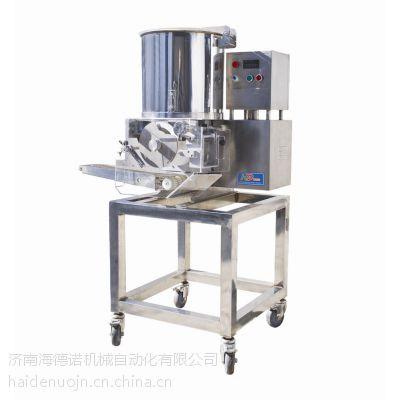 济南海德诺自动化食品机械设备汉堡肉饼成型机 厂家供货 批发零售