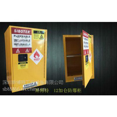 12加仑化学品防爆柜