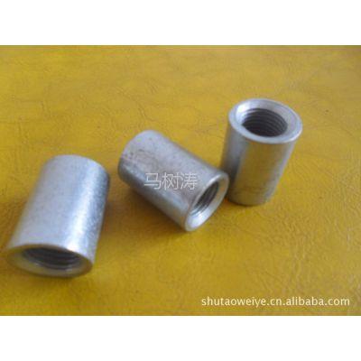 供应厂家直销 各种型号镀锌无缝管内丝管古接头
