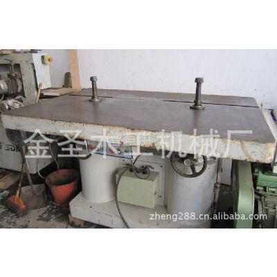供应双立轴铣槽机,双立轴刨木机,刨床,插床,机床,二手木工机械设备