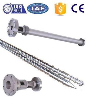供应普通氮化螺杆/普通型螺杆/挤出机螺杆/氮化螺杆/金鑫质量稳定