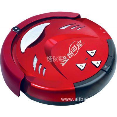 供应家用吸尘器(智能家用机器人 扫地机 智彩星 保洁机器人)