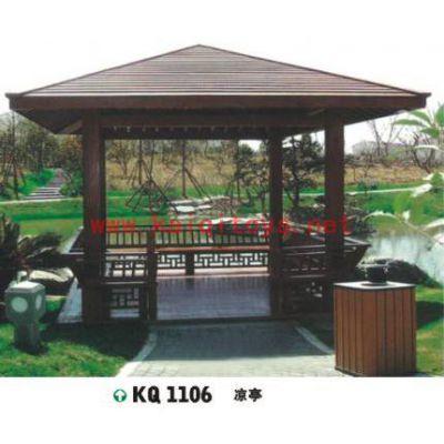 供应优质耐用的防腐木凉亭——厂家直销价廉物美,质量可靠