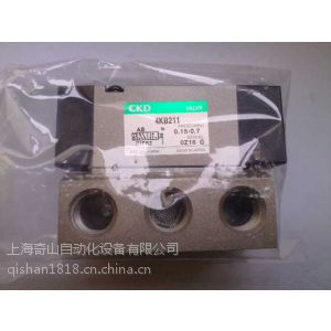 供应全新CKD【C1010-8-W-US 】气缸电磁阀现货热卖