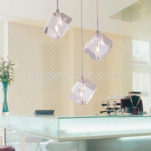 供应伦灯灯饰灯具 米兰阁时尚简约现代水晶吊灯客厅餐厅卧室吊灯
