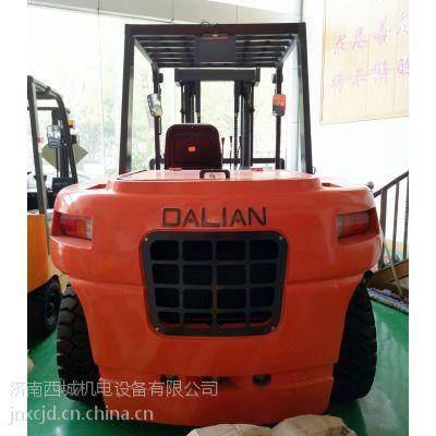 供应CPCD50大连叉车 5吨平衡重式燃料叉车