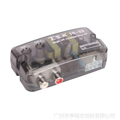 汽车功放延时器高转低TD-22  汽车音响改装必备
