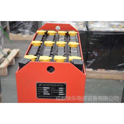 厂家直销电动堆高车电瓶3VBS210,电动堆垛车蓄电池24V210AH