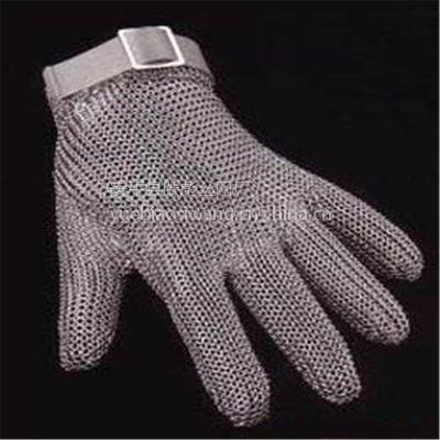 INXS防割手套,316不锈钢钢圈手套,金属防护手套,防切割钢手套
