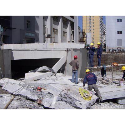 山东威海烟台潍坊青岛混凝土切割 桥梁切割拆除