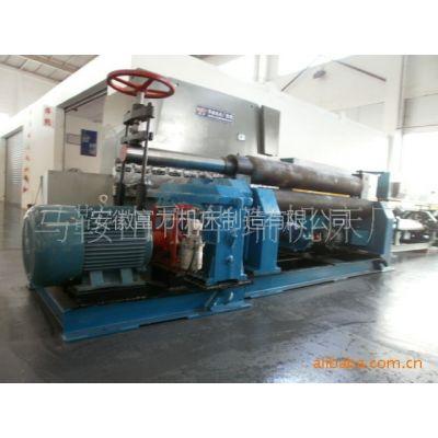 供应富力机床W11Y-20×2000液压对称式三辊卷板机