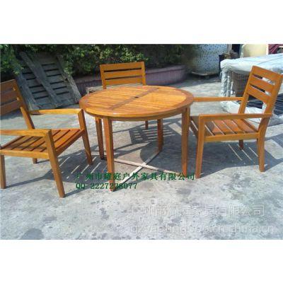 供应南安市售楼部座椅,水头户外木制桌椅,宁德户外家具