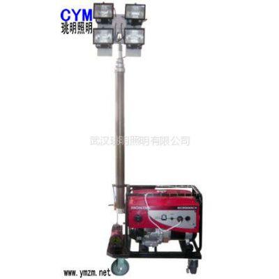 厂家SF6110a移动照明车移动照明灯组工程照明车