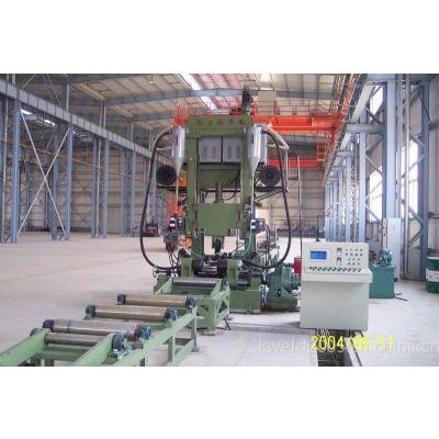 供应新型短流程H型钢焊接生产线
