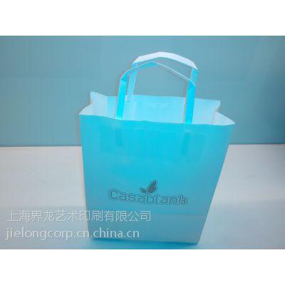 供应高档Casablank白牛皮印刷包装环保纸袋 定制手提纸袋