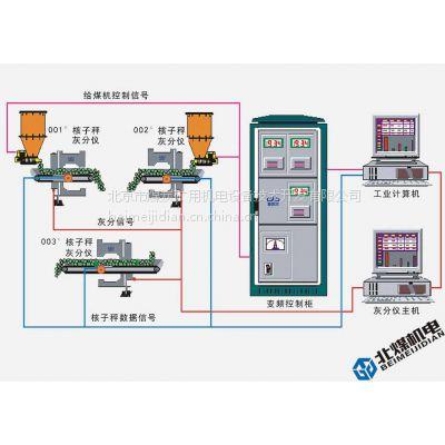 SCL-P配煤/配料/控灰系统