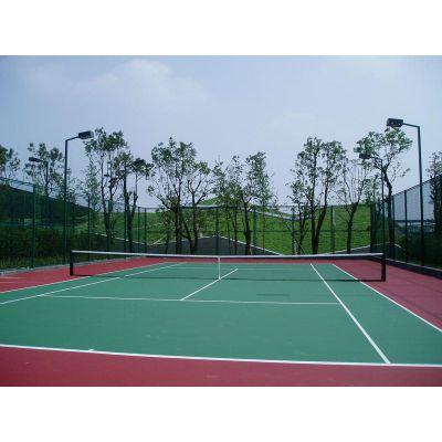 供应上海、江苏、浙江、丙烯酸、pu塑胶、pvc地板、室内外网球场、铺设施工