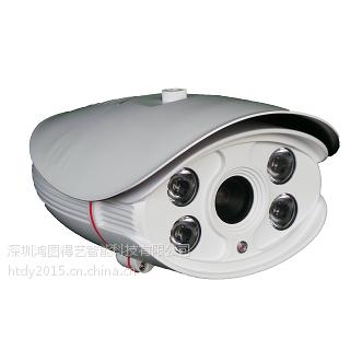 高清网络红外防水摄像机质量稳定,性能好,深圳专业监控厂家