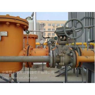 昆仑中大天燃气管道用数显防爆压力变送器