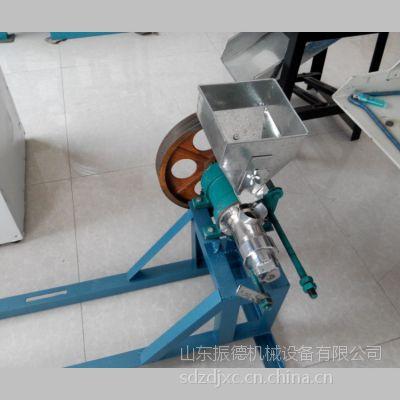五谷杂粮膨化机 大米玉米食品膨化机 振德生产厂家
