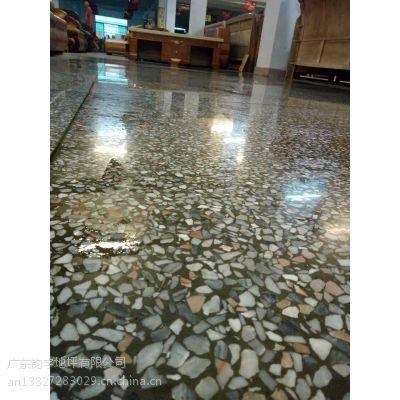 博罗县长宁镇水磨石地面起灰怎么办--厂房水磨石地面翻新--地面永久无尘