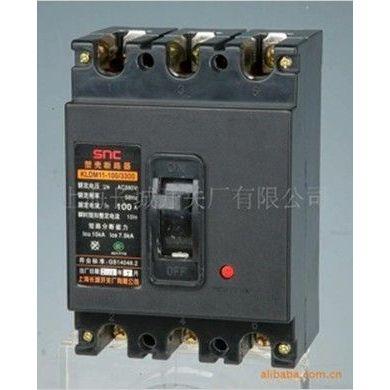 供应长城低压断路器DZ10-100 3P空气开关