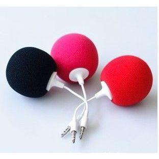 供应波波球音响  手机音箱   新款气球音箱